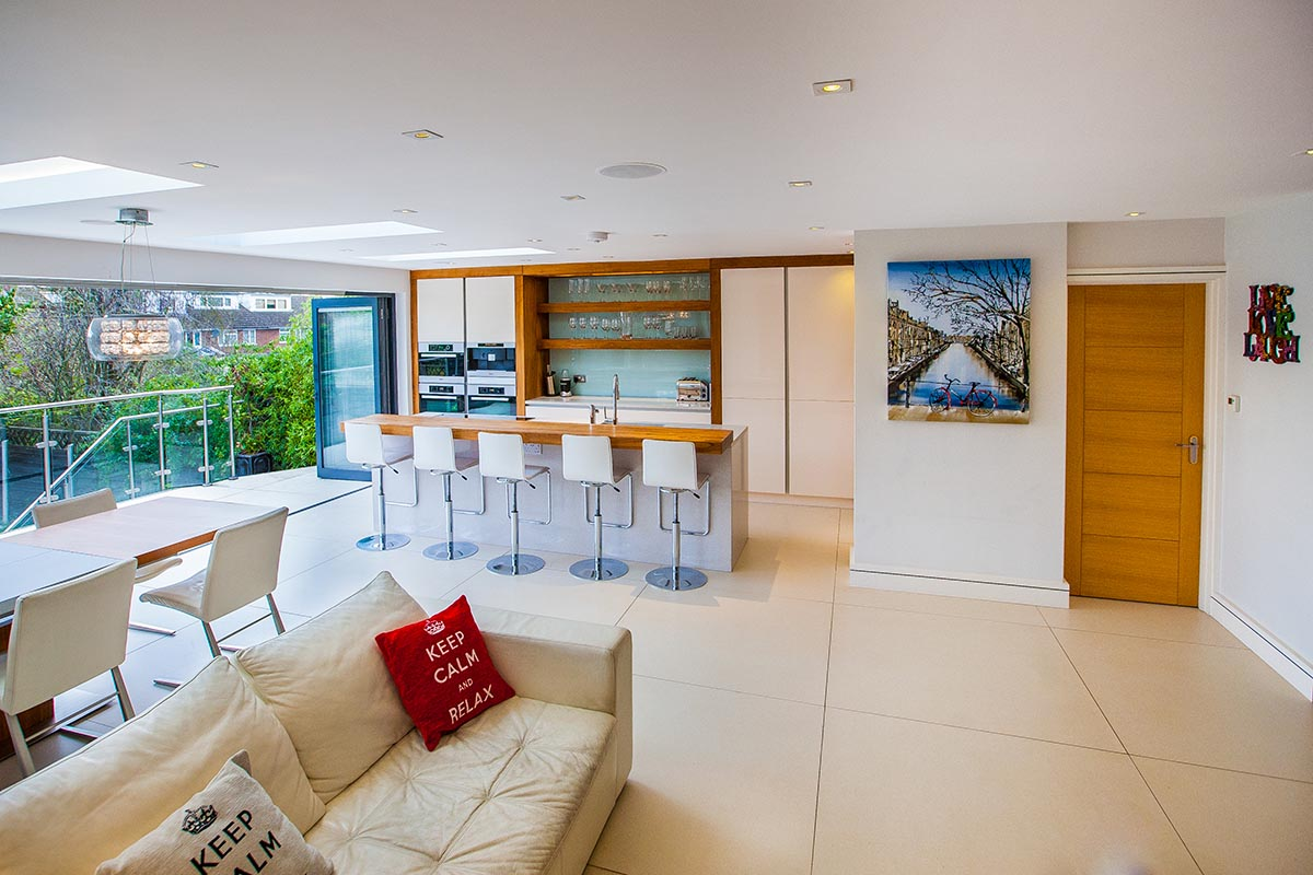 London Building Solutions – Building with Passion